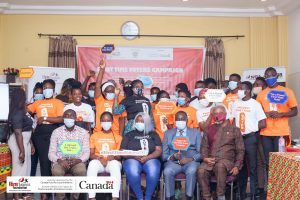 Youth Bridge Foundation And The Canada Fund For Local Initiative Launch The First Time Voters Campaign Ahead Of Elections 2020
