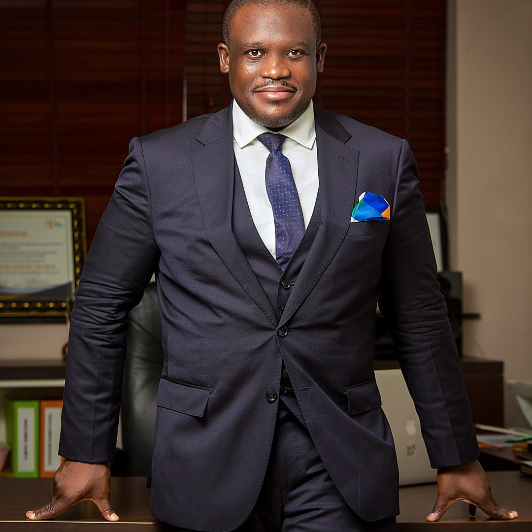 HONOURABLE SAMUEL NARTEY GEORGE MOVES FROM THE YOUTH AGE BRACKET FOR PARLIAMENT
